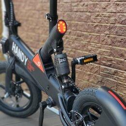 Мототехника и электровелосипеды - Электровелосипед складной 350Вт 10А ультра-компакт, 0