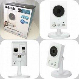 Видеокамеры - Сетевая IP-камера D-Link DCS-2132L (802.11b/g/n), 0