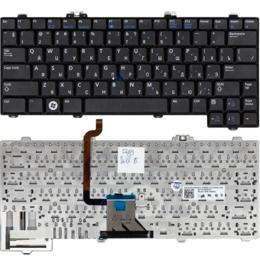 Клавиатуры - Клавиатура Dell Latitude XT2 XT черная, 0