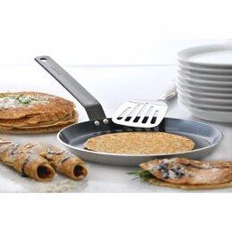 Сковороды и сотейники - Сковорода блинная 24 см, Berghoff Hotel, 0