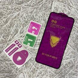 Защитные пленки и стекла - Защитное стекло для iPhone 11/Xr, 0