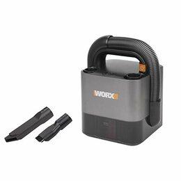 Пылесосы - Аккумуляторный пылесос WORX WX030.1 20В, 2Ач х1, ЗУ, коробка, 0