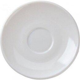 Кружки, блюдца и пары - Блюдце чайное Arcoroc Restaurant 15,3 см, 0