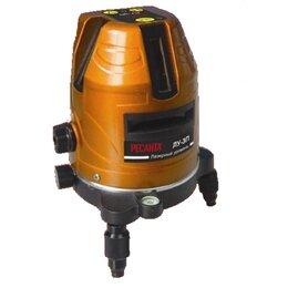 Измерительные инструменты и приборы - Лазерный уровень Ресанта ЛУ-3П, 0