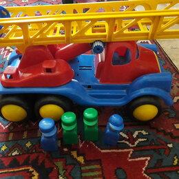 Машинки и техника - Пожарная машина, 0