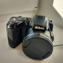 Фотоаппараты - Компактный фотоаппарат Nikon l120, 0