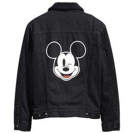 Куртки - Sherpa Levi's x Disney (демисезонная, размер XL ), 0