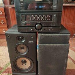 Музыкальные центры,  магнитофоны, магнитолы - Музыкальный центр Samsung c AUX, 0