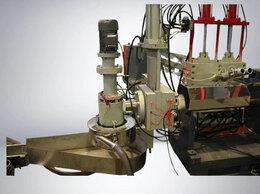 Производственно-техническое оборудование - Двухкаскадный гранулятор для твёрдых отходов…, 0