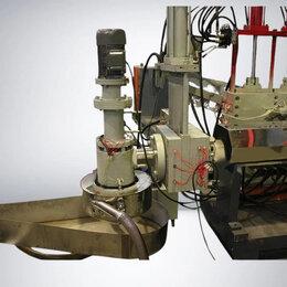 Производственно-техническое оборудование - Двухкаскадный гранулятор для твёрдых отходов горячая резка, 0