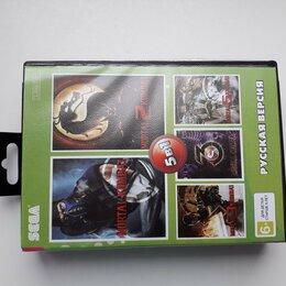 Игры для приставок и ПК - Картриджи  приставка Sega и Денди, 0