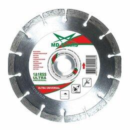 Пильные диски - Алмазный круг MD-STARS 1A1RSS ULTRA UNIVERSAL…, 0