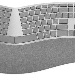 Клавиатуры - Клавиатура Microsoft Surface Ergonomic Keyboard, 0
