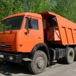 Строительные смеси и сыпучие материалы - Песок, щебень, опгс, навоз, чернозём, вывоз строительного мусора, 0