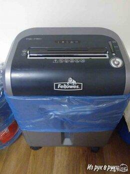 Машинки для уничтожения бумаг - уничтожитель бумаги (шредер) Fellows PS7, 0
