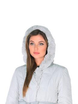 Куртки - Куртка Dernichy осень-зима натуральный мех, 0