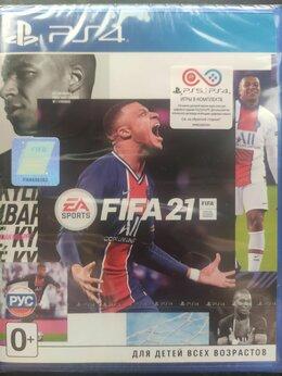 Игры для приставок и ПК - EA Sports Fifa 21 и Fifa 20, 0