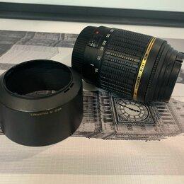 Объективы - Объектив Tamron AF 55-200mm f/4-5,6 Di II LD MACRO (A15) Canon EF-S, 0