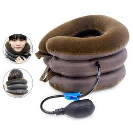 Другие массажеры - Шейная воздушная подушка-массажер, 0