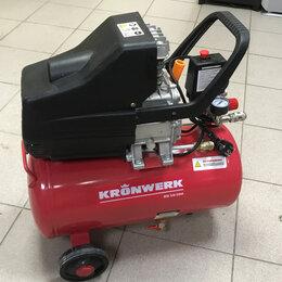 Воздушные компрессоры - Компрессор масляный Kronwerk KD 24/200, 0