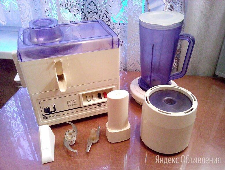 Комбайн кухонный по цене 2490₽ - Кухонные комбайны и измельчители, фото 0