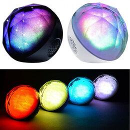 Портативная акустика - Колонка Bluetooth Color Ball, 0