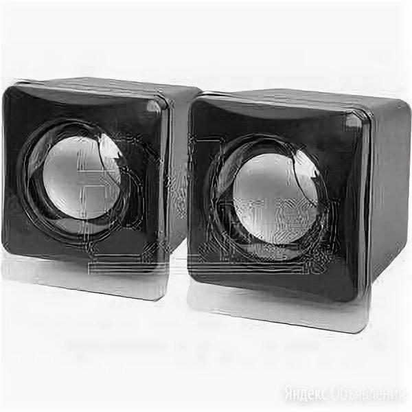 Акустика Defender SPK 35 черная по цене 450₽ - Компьютерная акустика, фото 0