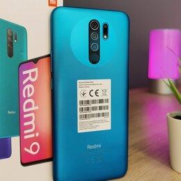 Мобильные телефоны - Xiaomi Redmi 9 3/32 NFC Green (Новый) Гарантия год, 0