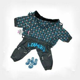 Одежда и обувь - дождевик для собаки , 0