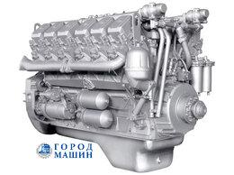 Двигатель и комплектующие - Двигатель ЯМЗ 240М2, 0