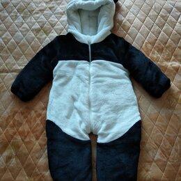 Комбинезоны - Комбинезон детский новый теплый, 0