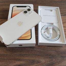 Мобильные телефоны - iPhone 12 mini White 128gb новые Ростест, 0