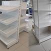 Стеллажи торговые для магазина (металлические) по цене 5000₽ - Витрины, фото 1