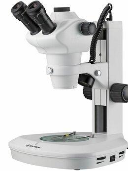 Микроскопы - Микроскоп стереоскопический Bresser Science…, 0