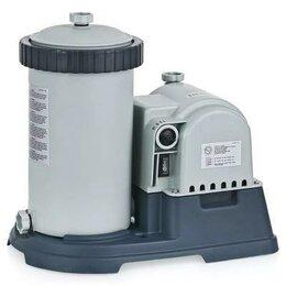 Фильтры, насосы и хлоргенераторы - 28634 Intex Картриджный фильтр-насос 9463л/ч. D…, 0