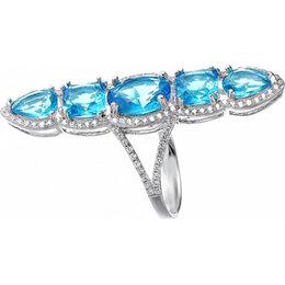 Кольца и перстни - Element47 кольцо серебро вес 4,31 вставка фианит арт. 742089, 0