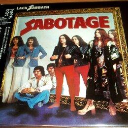 Музыкальные CD и аудиокассеты - CD Mini-Vinyl - BLACK SABBATH,  JUDAS PRIEST,  MOTORHEAD, 0
