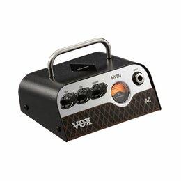 Гитарное усиление - VOX MV50-AC мини усилитель голова для гитары с…, 0