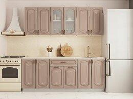 """Мебель для кухни - Кухонный гарнитур """"Бергамо 1.8"""" (белый/капучино…, 0"""