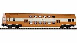 Детские железные дороги - Двухэтажный пассажирский вагон управления Piko…, 0