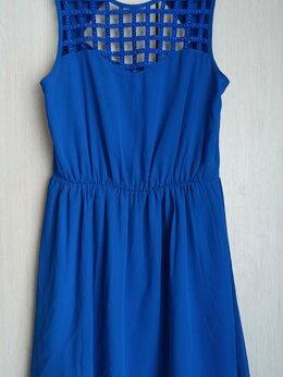 Платья - Новое синее платье, 0