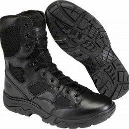 """Защита и экипировка - Ботинки TACLITE 8"""" ZIPPER (R), 0"""