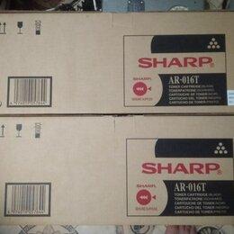 Картриджи - Картридж Sharp AR-016T новый, оригинальный, 0