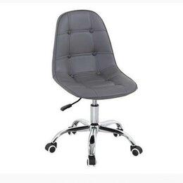 Компьютерные кресла - Компьютерное офисное кресло SC-413 серый, 0