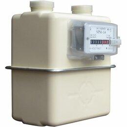 Счётчики газа - Газовый счетчик NPM G4 левый, 0