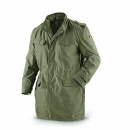 Одежда и обувь - Оригинальная парка M89 Combat Jacket, армии Бельгии, 0