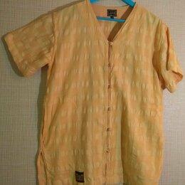 Блузки и кофточки - Кардиган светло-коричневый. Швеция. размер 50, 0