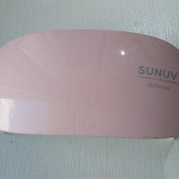 Аппараты для маникюра и педикюра - Лампа для сушки ногтей (UVLED) SUNUV SUNmini2, 0
