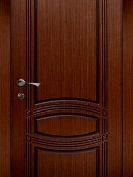Межкомнатные двери - Шпонированная глухая дверь Империал, 0