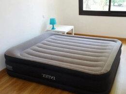Надувная мебель - Надувные матрасы Intex Надувные кровати Intex High, 0